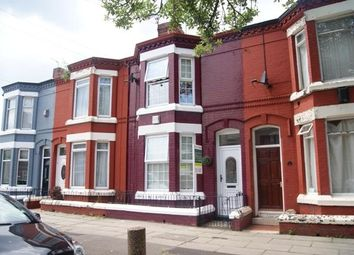 Thumbnail 2 bed terraced house to rent in Hilberry Avenue, Tuebrook, Liverpool