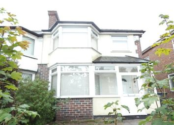 Thumbnail 3 bed property to rent in Ermington Crescent, Hodge Hill, Birmingham