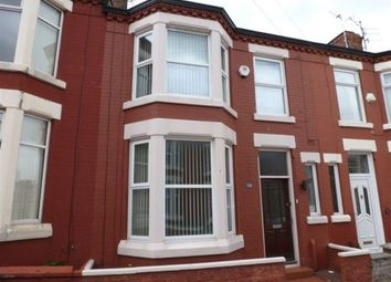 Thumbnail 3 bed property to rent in Queensdale Road, Mossley Hill, Liverpool