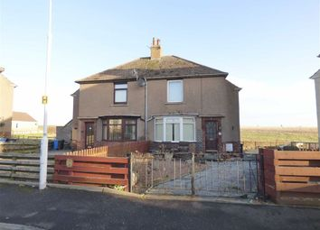 Thumbnail 2 bed semi-detached house for sale in Braehead Road, Pittenweem, Fife