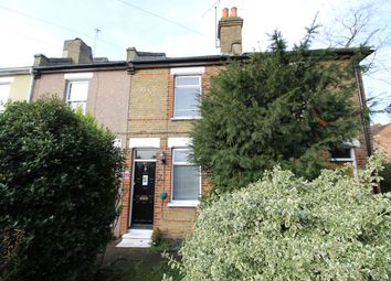 Thumbnail 2 bed terraced house for sale in Swanley Lane, Swanley