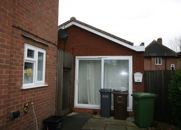 Thumbnail 1 bed bungalow to rent in Tanhouse Farm Road, Solihull