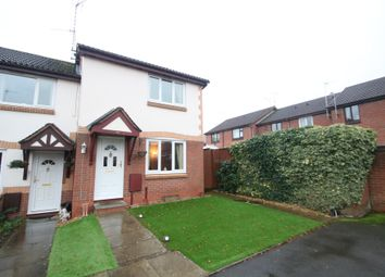 Thumbnail 3 bed end terrace house for sale in Austin Close, Atherstone