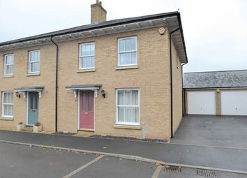 Thumbnail 3 bed semi-detached house for sale in Fern Road, Langport