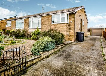 Thumbnail 2 bed semi-detached bungalow for sale in Bedale Drive, Skelmanthorpe, Huddersfield