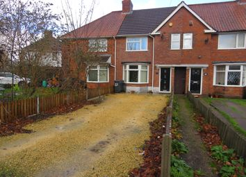 Thumbnail 3 bed terraced house to rent in Gospel Farm Road, Birmingham