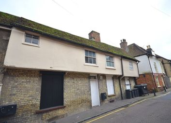 Thumbnail 2 bedroom flat to rent in Upper King Street, Royston, Herts