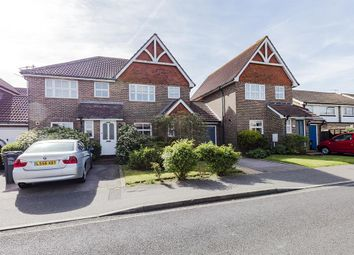 Thumbnail 4 bed semi-detached house for sale in Fairlands, Elm Grove, Lancing