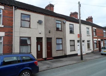 Thumbnail 2 bed terraced house to rent in Taylor Street, Wolstanton, Newcastle Under Lyme, Staffordshire