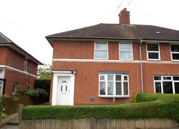 Thumbnail 3 bed semi-detached house for sale in Bushbury Road, Birmingham