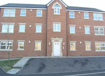 Thumbnail 2 bed flat to rent in Pear Tree House, Chesterfield, Derbyshire