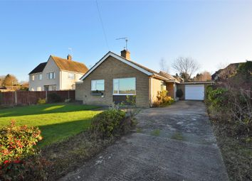 Thumbnail 3 bed detached bungalow for sale in Kettering Road, Wothorpe, Stamford
