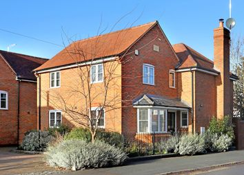 Thumbnail 4 bed detached house to rent in Hedsor Road, Bourne End, Buckinghamshire