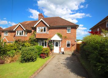 Thumbnail 3 bedroom semi-detached house for sale in Hoath Hill, Mountfield, Robertsbridge