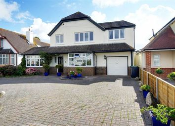 Thumbnail 4 bed detached house for sale in Rose Walk, Goring-By-Sea, Worthing, West Sussex