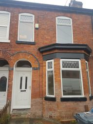 Thumbnail 4 bed terraced house to rent in Cleveland Road, Manchester