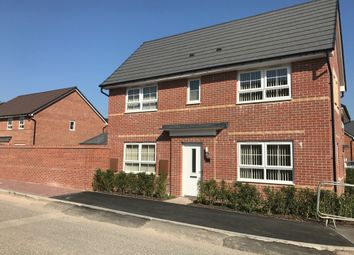 Thumbnail 3 bed detached house to rent in Adalia Walk, Gateford, Worksop