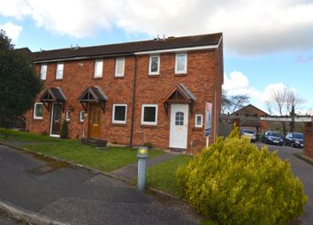 Thumbnail 2 bed end terrace house to rent in Smith Field Road, Alphington, Exeter
