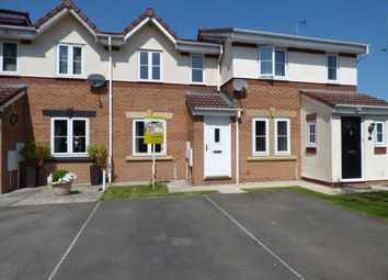 Thumbnail 2 bed terraced house for sale in Leywell Drive, Carlisle, Cumbria