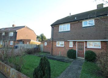 Thumbnail 3 bed semi-detached house for sale in Whitestyles Terrace, West Street, Sompting, West Sussex