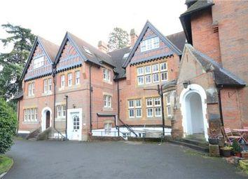 Thumbnail 1 bedroom flat for sale in Longdown Lodge, Crowthorne Road, Sandhurst