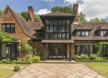 Thumbnail 7 bed detached house for sale in Bowsey Hill, Wargrave, Reading, Berkshire