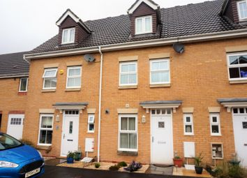 Thumbnail 3 bed town house for sale in Small Meadow Court, Caerphilly