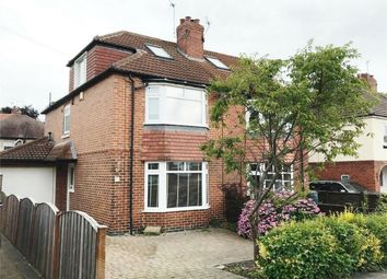 Thumbnail 3 bed semi-detached house to rent in Moorgarth Avenue, York