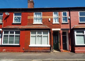 Thumbnail 3 bed terraced house for sale in Braemar Road, Manchester, Greater Manchester