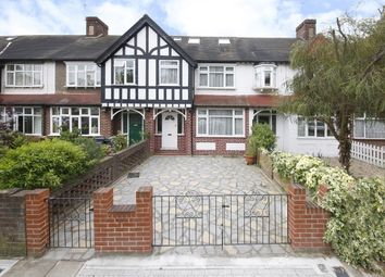 Thumbnail 4 bed terraced house for sale in Milborough Crescent, London