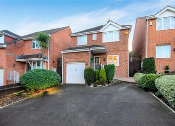Thumbnail 3 bed detached house for sale in Winston Avenue, Poole