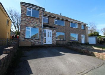 Thumbnail 5 bedroom semi-detached house for sale in Stocks Drive, Shepley, Huddersfield
