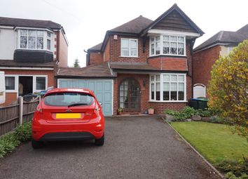 Thumbnail 3 bedroom detached house for sale in Pages Lane, Great Barr, Birmingham