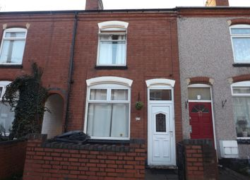 Thumbnail 2 bedroom terraced house to rent in Stewart Street, Town Centre, Nuneaton, Warwickshire