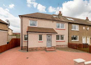 Thumbnail 4 bed end terrace house for sale in 43 Rosebery Avenue, South Queensferry