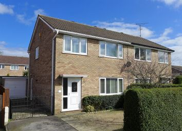 Thumbnail 3 bed semi-detached house for sale in Sycamore Road, Ripon