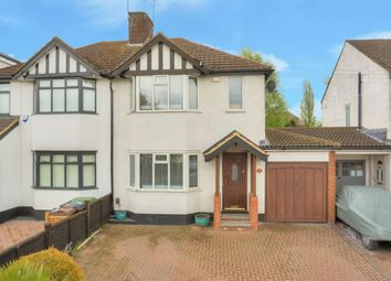 Thumbnail 3 bed semi-detached house for sale in Ashley Road, St. Albans