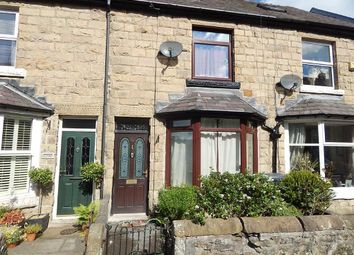 Thumbnail 3 bed terraced house for sale in Nunsfield Road, Buxton, Derbyshire