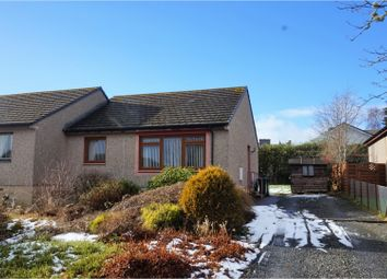 Thumbnail 2 bed semi-detached bungalow for sale in Knockard Avenue, Pitlochry