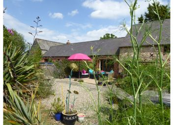 Thumbnail 4 bed barn conversion for sale in Haughton, Oswestry