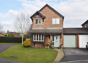 Thumbnail 3 bed link-detached house for sale in Lathom Way, Garstang, Preston