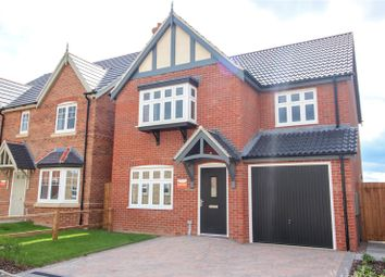 Thumbnail 3 bed detached house for sale in David Todd Way, Bardney, Lincoln, Lincolnshire