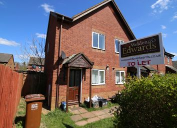 Thumbnail 2 bed semi-detached house to rent in Taylors Court, Tiverton