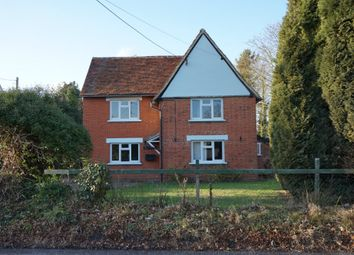 Thumbnail 3 bed detached house to rent in Gaston Street, East Bergholt, Colchester