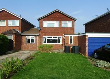 Thumbnail 4 bed detached house for sale in Skye Close, Nuneaton