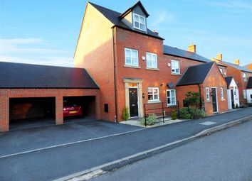 Thumbnail 3 bedroom town house for sale in Isherwoods Way, Shrewsbury, Shropshire