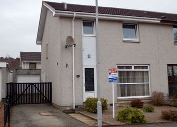 Thumbnail 3 bedroom semi-detached house for sale in Leslie Crescent, Skene, Westhill