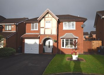 Thumbnail 4 bed detached house for sale in Cornbrook, Westhoughton