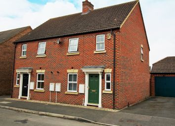 Thumbnail 3 bed semi-detached house for sale in Chelsea Rd, Aylesbury