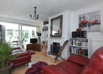 Thumbnail 4 bedroom semi-detached bungalow for sale in Elvin Crescent, Rottingdean, Brighton